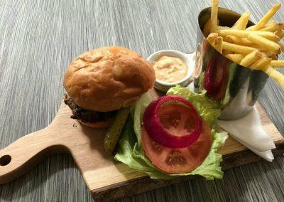 burgerontray
